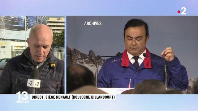 Renault : quelles conséquences après l'arrestation de Carlos Ghosn ?