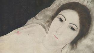 Les nus de Foujita racontent sa vie amoureuse  (France Télévisions/culturebox )