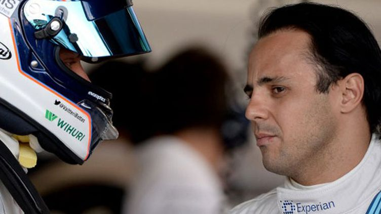 Le pilote brésilien Felipe Massa