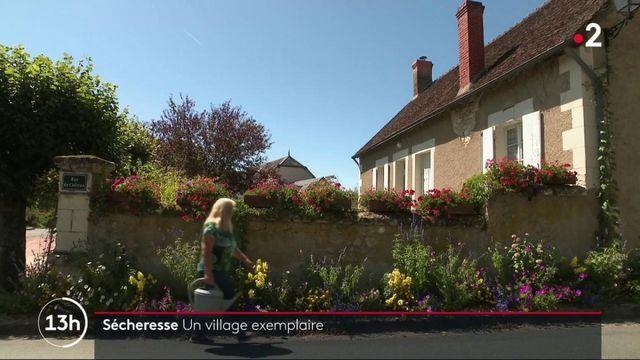 Sécheresse : un village s'adapte pour entretenir ses espaces verts