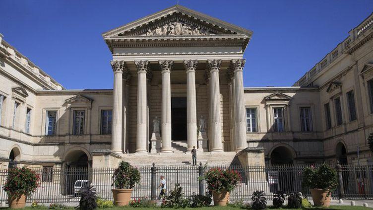 Le tribunal de Montpellier (TIBOR BOGNAR / PHOTONONSTOP)