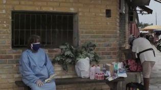 Amérique latine : l'épidémie de coronavirus gagne du terrain (FRANCE 2)