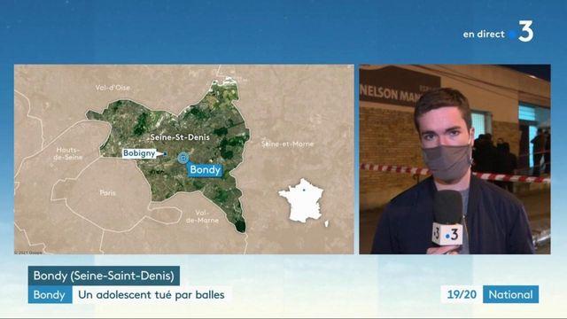 Seine-Saint-Denis : un adolescent de 15 ans abattu à Bondy