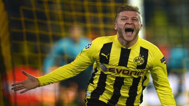 Le Borussia Dortmund s'éclate en Ligue des champions (PATRIK STOLLARZ / AFP)