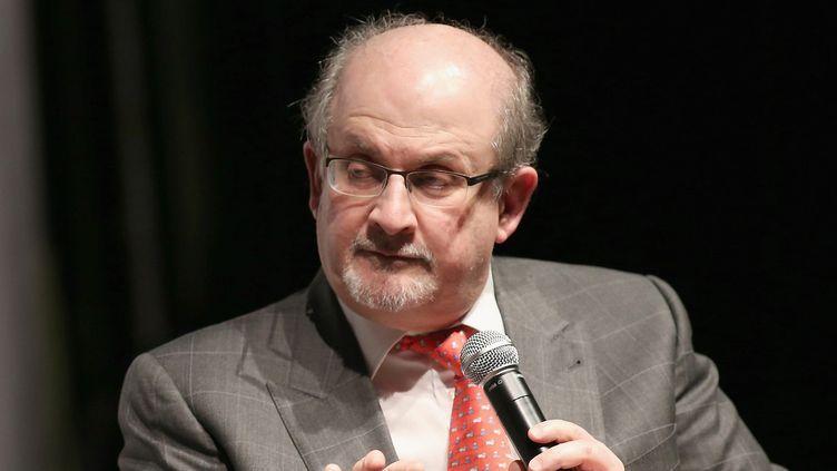 Salman Rushdie en décembre 2015  (Bennett Raglin / GETTY IMAGES NORTH AMERICA / AFP  )