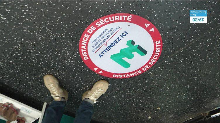"""Gestes, barrières, distance de sécurité, la réouverture des """"petits musées"""" est prévue le 11 mai 2020 (France 3 Paris Ile de France)"""