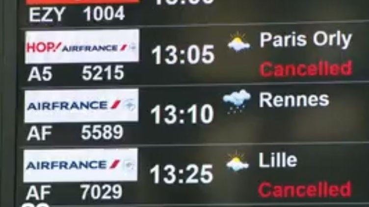 Air France doit-il remettre en question son modèle ? (FRANCE 2)