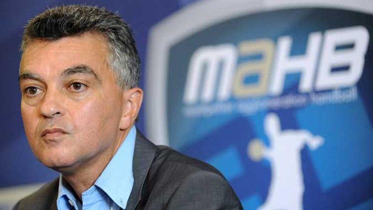 Le président de Montpellier Rémy Levy