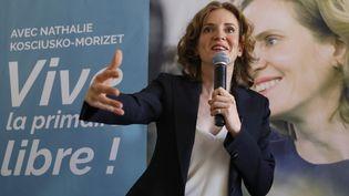 Nathalie Kosciusko-Morizet, le 25 août 2016 à Paris. (PATRICK KOVARIK / AFP)