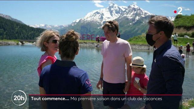 Club Med : la première saison d'une jeune animatrice d'un club vacances