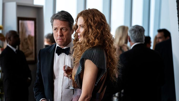 """Nicole Kidman et Hugh Grant, un couple presque normal dans """"The Undoing"""" (HBO)"""