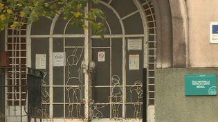 La moitié des écoles de la Seine-Saint-Denis seront en grève jeudi 3 octobre. Une mobilisation pour lancer un cri d'alerte après le suicide deChristine Renon, une directrice, samedi 21 septembre dernier. (FRANCE 2)