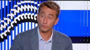 Etienne Lefebvre. (FRANCEINFO)