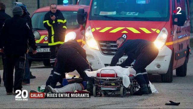 Calais : rixes entre migrants