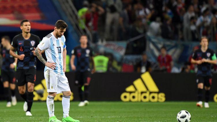 Messi  (DIMITAR DILKOFF / AFP)