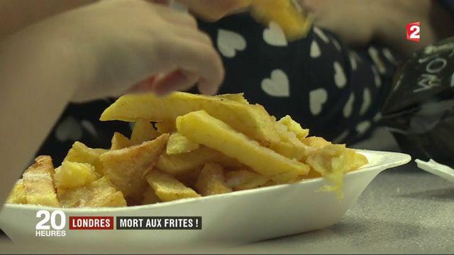 Londres : haro sur les fast-foods