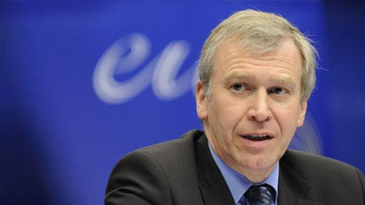 Le Premier ministre belge Yves Leterme. (AFP - John Thys)