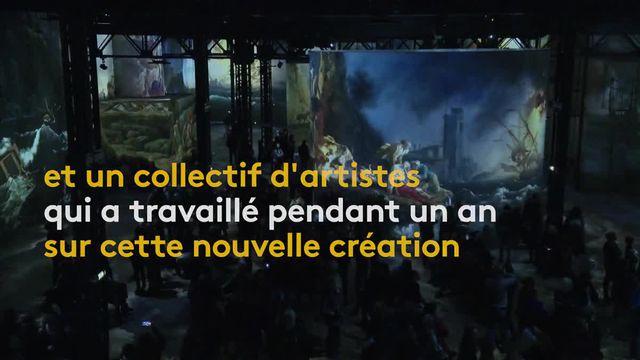 """Exposition """"Monet, Renoir... Chagall. Voyages en Méditerranée""""."""