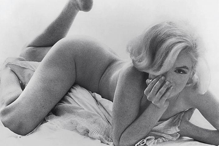 Marilyn Monroe en 1962 (Bert Stern Estate/Staley-Wise Gallery, New York/ Courtesy Galerie Dina Vierny, Paris)