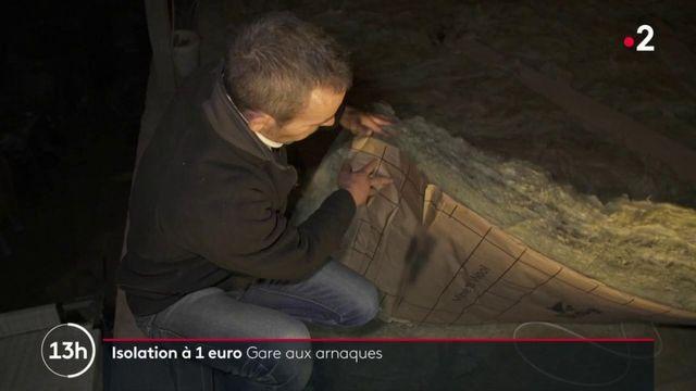 Isolation : les arnaques des travaux à un euro