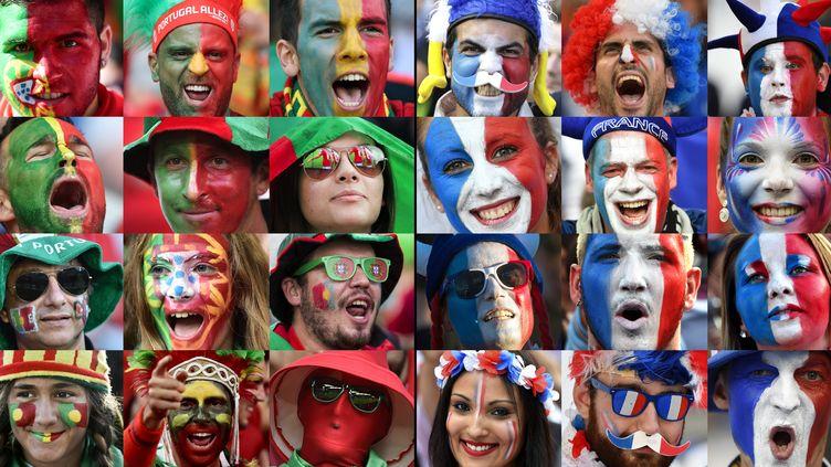 France ou Portugal ? Comment choisiront les binationaux ? (AFP)