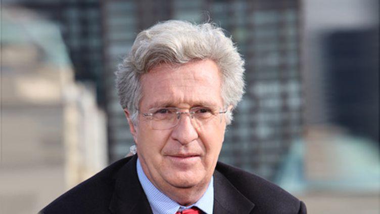 Alain de Chalvron, journaliste de France 2. (© France Télévisions)