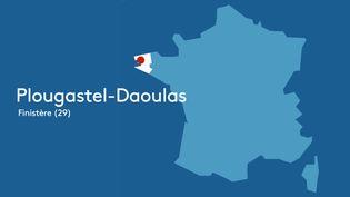 Plougastel-Daoulas dans le Finistère (29). (FRANCEINFO / STEPHANIE BERLU)