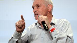 Jean-Jouzel en août 2015. (JEAN PIERRE MULLER / AFP)