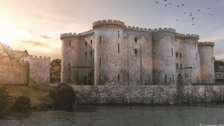 La bastille en 1416  (Adrien Sadaka et Basile Segalen)