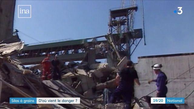 Explosions de silos à grain : d'où vient le danger ?