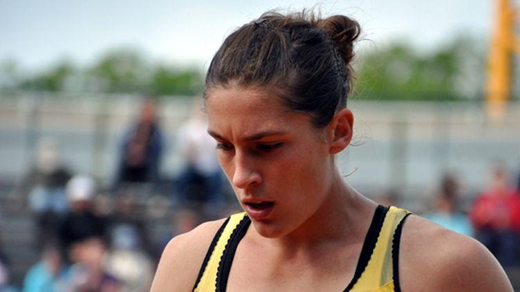 L'Allemande Andrea Petkovic