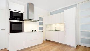 A New-York (Etats-Unis), de véritables usines construisent des petits appartements prêts à être installés dans des structures plus larges. (FACTORIA SINGULAR / E+)