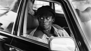 Miles Davis le 10 juillet 1984 à La Haye, aux Pays-Bas (FRANS SCHELLEKENS / REDFERNS / GETTY IMAGES)