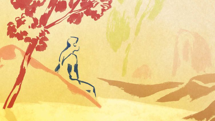 """""""La jeune fille sans main"""", film de Sébastien Laudenbach, présenté au """"Festival international du film sur le handicap"""".  (Shellac)"""