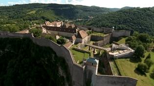 La Citadelle de Besançon un des chefs d'oeuvres de Vauban  (France2/culturebox)