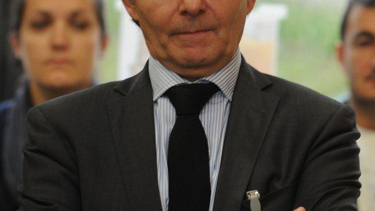 Franck Chauvin, membre du Conseil scientifique, 14 novembre 2011. (YVES SALVAT / MAXPPP)