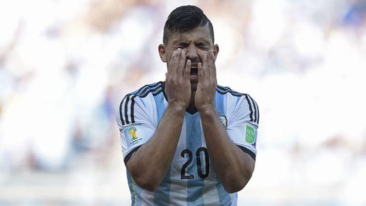"""Des """"quatre fantastiques"""", Sergio Aguero est le seul à ne pas avoir été décisif durant ce Mondial"""