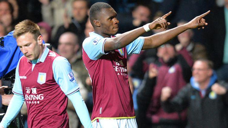 Christian Benteke, l'attaquant d'Aston Villa