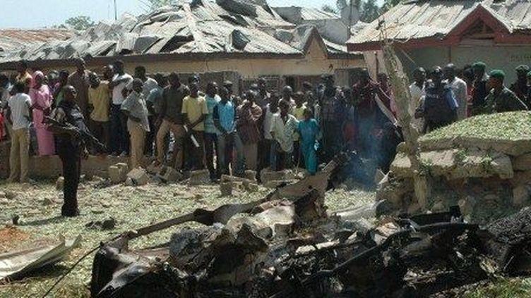 En octobre 2012, l'attaque d'une église à Kaduna avait fait dix morts et 145 blessés. (AFP PHOTO / STRINGER)