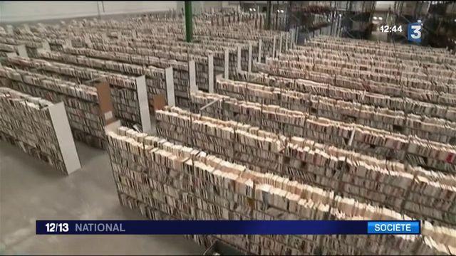 Recyclivre, l'entreprise qui donne une seconde vie aux livres