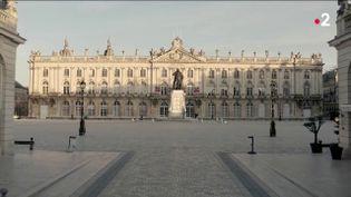 Le monument préféré des Français a été désigné mercredi 15 septembre sur France 3, avec Stéphane Bern. Il s'agit de la place Stanislas à Nancy(Meurthe-et-Moselle), construite au XVIIIe siècle par le roi Stanislas. (FRANCE 2)
