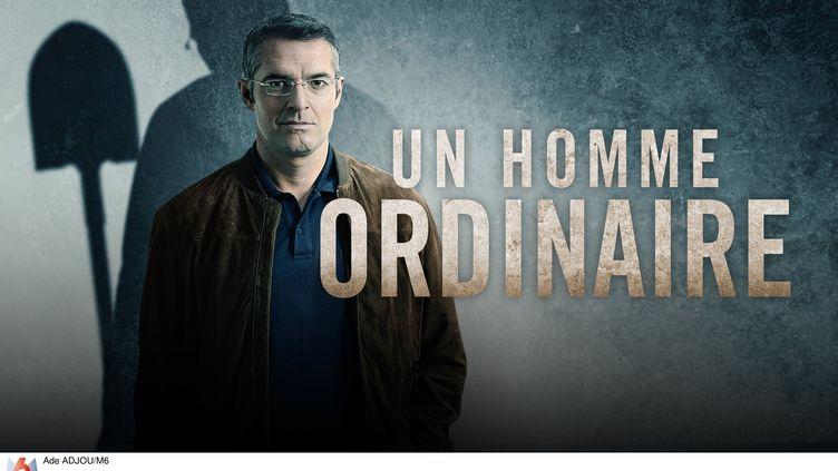 """Arnaud Ducret incarne Christophe de Salin dans """"Un homme ordinaire"""", une fiction inspirée de l'affaire Dupont de Ligonnès. (ADE ADJOU / M6)"""