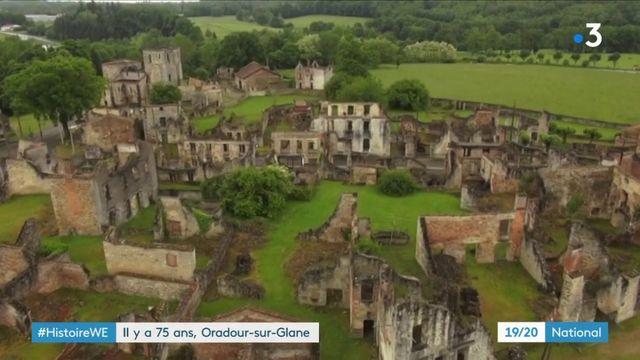 Histoire : le 75e anniversaire du massacre d'Oradour-sur-Glane