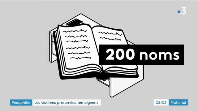 Pédophilie : les victimes présumées du Dr Joël Le Scouarnec témoignent