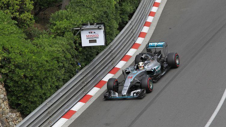 Lewis Hamilton (Mercedes AMG Petronas) (JEAN CHRISTOPHE MAGNENET / AFP)