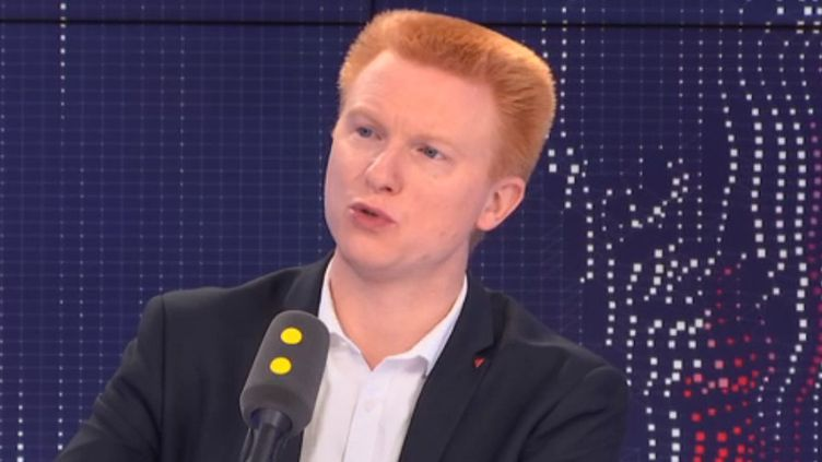 Adrien Quatennens, député La France insoumise du Nord, mercredi 17 juillet 2019. (FRANCEINFO / RADIOFRANCE)