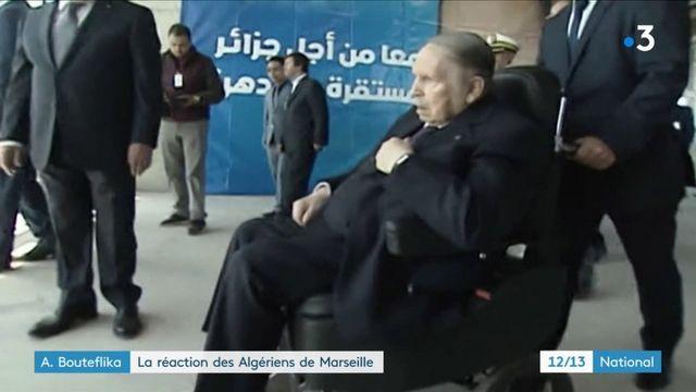 Abdelaziz Bouteflika : les Algériens de Marseille ne veulent pas d'un 5e mandat