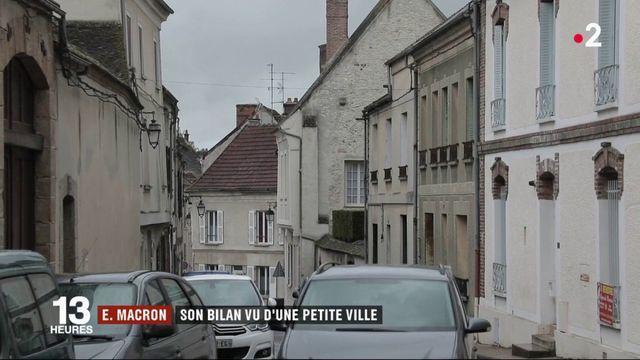 Seine-et-Marne : les habitants de Donnemarie-Dontilly jugent le bilan d'Emmanuel Macron