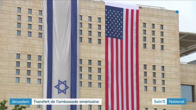 Israël : inauguration de l'ambassade américaine à Jérusalem