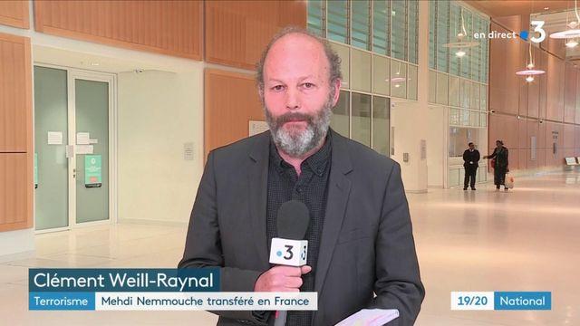 Terrorisme : Mehdi Nemmouche transféré dans une prison française